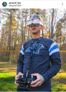Mike AIRWOLF_FPV